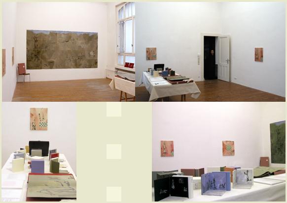 Biblioscape-ii Exhibition view
