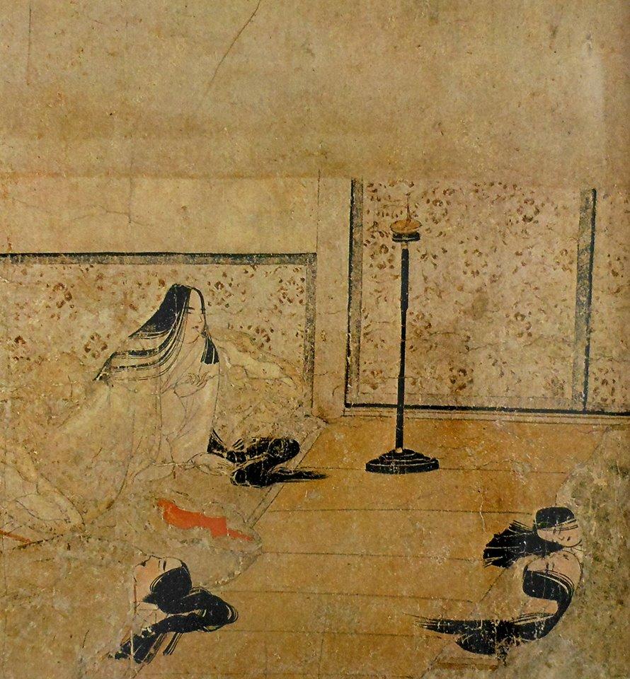 """""""Yamai-no-soshi"""" (12th century, Japan)"""